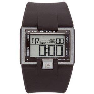 Hector H 665211 - Montre Homme - Quartz - Lcd