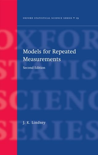 Models for Repeated Measurments (Oxford Statistical Science Series)