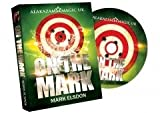 On The Mark By Mark Elsdon and Alakazam Magic Instructional DVD and Wallet Included