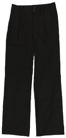 Nautica Women's Classic Dress Pants (Black) (8)