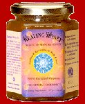 31rMNJYQANL. SL160  Healing Honey 12 ounce (340 Gram), the Synergy Company