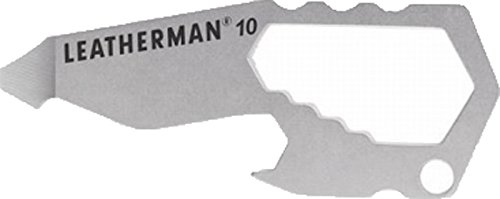 LEATHERMAN(レザーマン) マルチツール BY THE NUMBER 10 (バイ・ザ・ナンバー10) 【日本正規品】 LTJマーク入 BN10