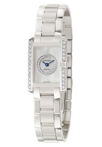 Concord Women's 311226 Delirium 18K Gold Watch
