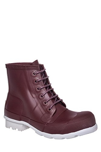 Men's Original Rubber Lace-Up Rain Boot