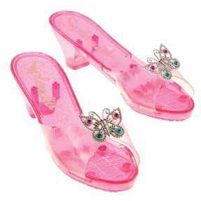 Pink Boa Slippers - 1