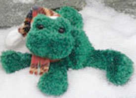Gund - Kringle Jingles - Frog