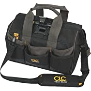 Custom Leathercraft L230 29-Pocket Lighted Tool Bag-29PKT 14