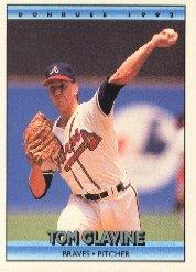 1992 Donruss #629 Tom Glavine