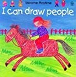 I Can Draw People (Turtleback School & Library Binding Edition) (Usborne Playtime (Prebound)) (0613985419) by Gibson, Ray