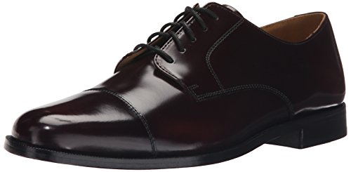 Cole Haan Men's Caldwell Lace-Up, Burgundy, 10.5 D US (Cole Haan Dress compare prices)