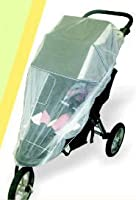 Jeep Mosquito and Bug Net for Jogger Stroller by HIS