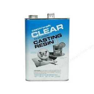 Jonasfletcher buy now castin 39 craft clear polyester for Castin craft clear resin