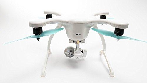 EHANG-GHOSTDRONE-20-VR-android-Profi-Quaddrocopter-Drohne-mit-Smartphone-APP-Steuerung-und-Kamera-Live-Video-bertragung-zu-VR-Brille-Professionelle-Kamera-Drohne-inkl-4K-Kugel-Kamera-hochprzisem-3-Ach