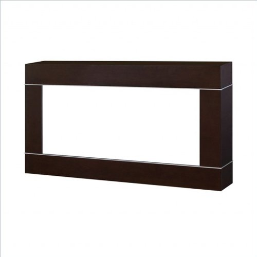 Dimplex Dt1103Bw Cohesion Wall-Mounted Fireplace Surround , Burnished Walnut