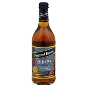 Holland House, Cook Wine Sherry, 16 Oz (Pack of 2)