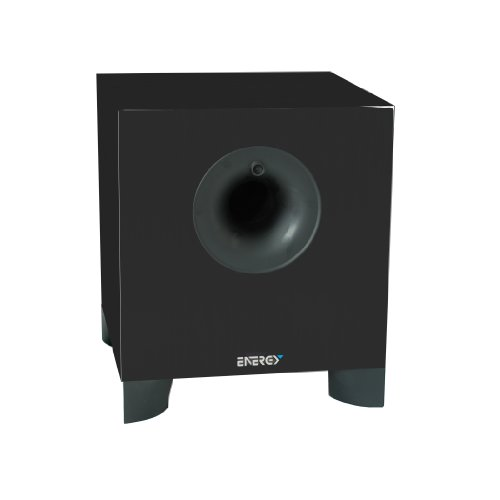 Energy ESW-8HG 8-Inch 200 Watt Subwoofer (High Gloss Black)