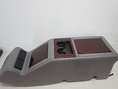 92 93 94 95 96 FORD F150 F250 F350 BRONCO CENTER CONSOLE COOLER CUP HOLDER OEM (Ford F150 Cooler compare prices)