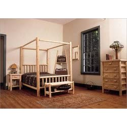 Cumberland Canopy Bedroom Set