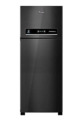 Whirlpool Pro 465 ELT 3S Frost-free Double-door Refrigerator (445 Ltrs, Mirror Black)
