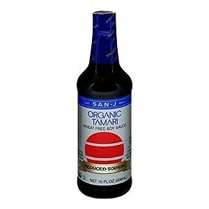Amazon.com : Tamari Soy Sauce, Wheat Free, Organic, 10 oz : Grocery