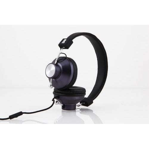 Eskuche(エスクーチェ) 33iG Blue Blackの写真02。おしゃれなヘッドホンをおすすめ-HEADMAN(ヘッドマン)-
