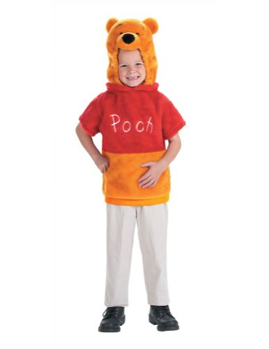 Baby-Toddler-Costume Vest Winnie The Pooh Toddler Costume 2T Halloween Costume
