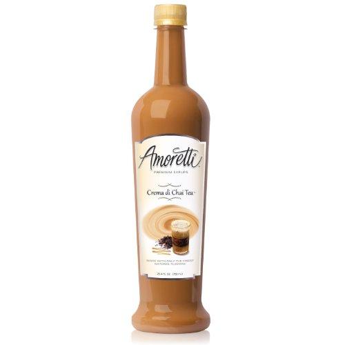 Amoretti Premium Syrup, Crema Di Caramel, 25.4 Ounce