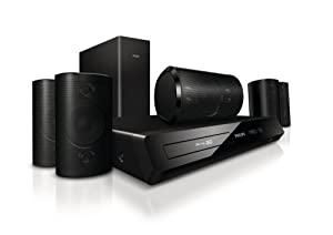 Philips HTS3564/F7 3D Blu-Ray 5.1 Home Theatre System by Philips