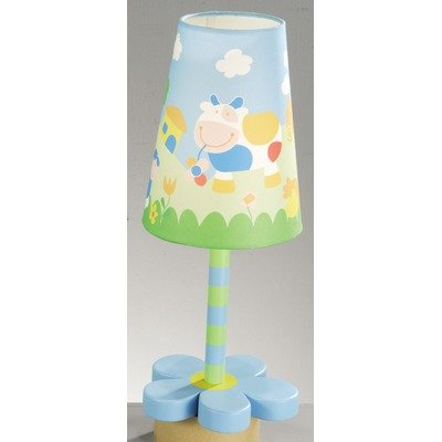 BLUE FARM CHILDRENS TABLE LAMP