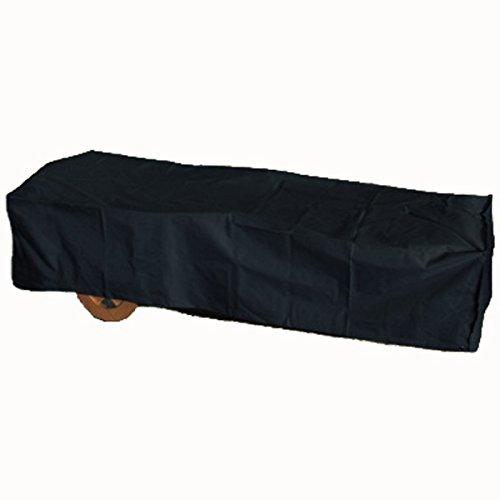 Robuste Schutzhülle für Gartenliege Sonnenliege Roll Liege aus starkem Polyestergewebe anthrazit bestellen