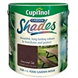 Cuprinol 2.5 Litre Garden Shades Standard Colours Sweet Pea
