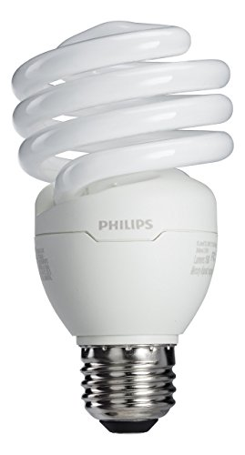 Philips 417097 Energy Saver 23-Watt 100W Soft White CFL Light Bulb, 4-Pack (Cfl Pack compare prices)
