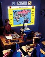 Geosafari Theater - USA Geography Political Maps