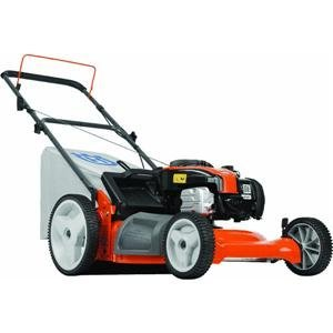Husqvarna 5521P 21-Inch 140cc Briggs & Stratton Gas Powered 3-in-1 Push Lawn Mower With High Rear Wheels from Husqvarna/Poulan/Weed Eater