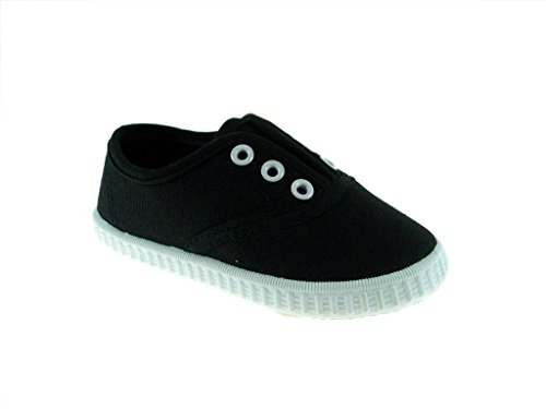Canvas Toddler Shoes front-760446