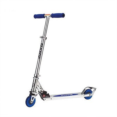 NEW! Razor A2 Kids/Boys Kick Scooter (Blue)