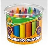 Crayola 24 Assorted Crayons