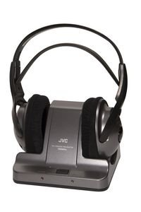 Jvc Wireless Headphones For Use With A Tv System