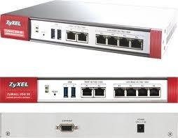 Firewall hardware ZYXEL ZYWALL USG50 GRIS