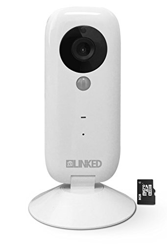 ip wireless camera baby monitor and home security 720p network night vision h. Black Bedroom Furniture Sets. Home Design Ideas