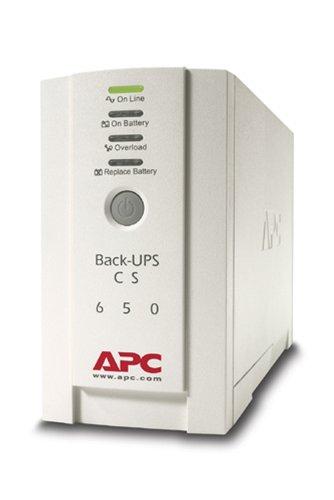 Dell APC BK650EI 650VA Back-UPS USB 4 Output Connectors