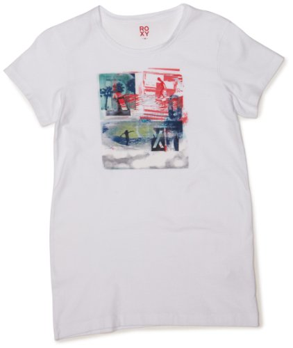 Roxy Davis Girl's T-Shirt Light Heat