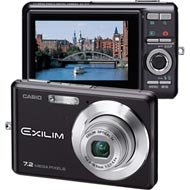 Casio Exilim EX-Z77 7.2MP