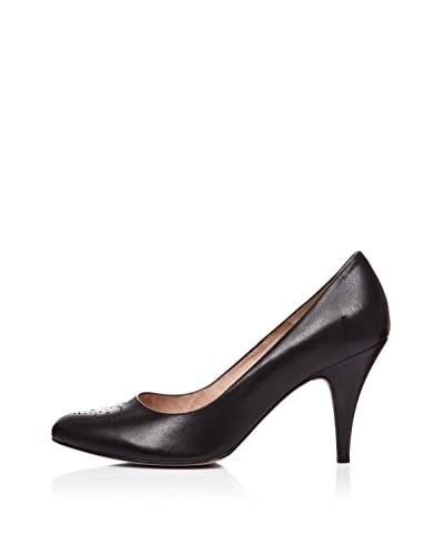 Vilagallo Zapato Londres Negro
