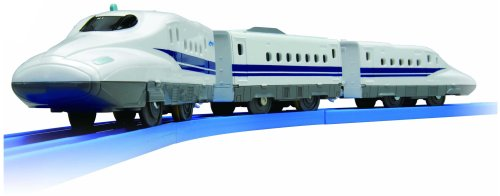Tomica PraRail Bullet Train S-11 Shinkansen Sound Series N700 (Model Train) (Toy Bullet Train compare prices)