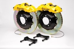 Brembo 1M2.8041A5 GT Big Brake Kit Front Slotted Pontiac G8 08-09