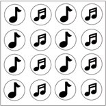 Image #1 of Music Note - Incentive