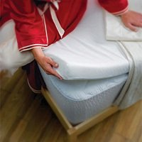 4  / 10cm Memory Foam Mattress topper including cover   200x90x10cm   Ikea / European single       Customer review