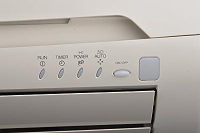 Mitsubishi DXK37CLV-6 1.1 Ton Split Air Conditioner (White)