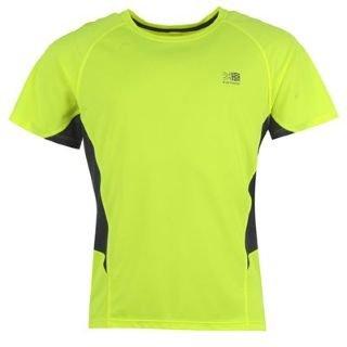 Karrimor Hi Viz Running T Shirt Mens